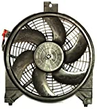 2006 Nissan Armada Performance Cooling Fans - TYC 610880 Nissan Condenser Replacement Cooling Fan Assembly