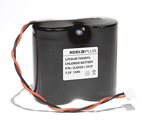 LITHIUM Gas Fire ontsteking 13 Ah accu 7,2 V LSH20 afstandsbediening pakket sap 20Ah zwart
