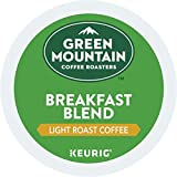 Green Mountain Coffee Roasters Breakfast Blend Single Serve K-Cup Pods for Keurig Brewers, 72 Count