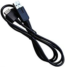 OSTENT USB Data Transfer Charger 2 in 1 Cable Cord Compatible for Sony PS Vita PSV Console