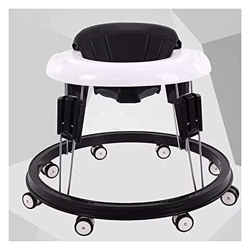Espejo, espejo, altura ajustable, andador para bebés, arnés para caminar para bebés...