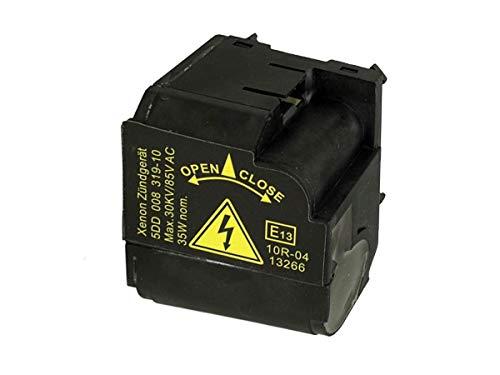 A2ZWORLD CARALL XB0135 Zünder Vorschaltgerät Xenon Zündsteuergerät Kompatibel Hella 5DD008319-10 5DD008319-50 1307329076