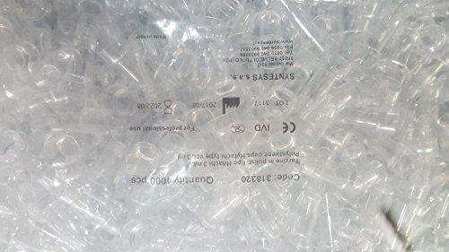 Cuencos / tazas Hitachi 3 ml en PS.
