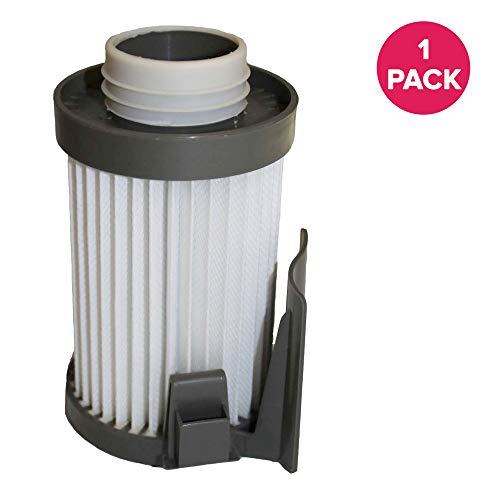 Crucial Vacuum Replacement Vacuum Filter Compatible with Eureka Part # 62396-2,62396,62731 & Models DCF10,DCF-10,DCF14,DCF-14,431A,426A,431AX,UK431A,437AXZ,437AZE,437AZ,431BX,431AXZE,431AXZ (1 Pack)