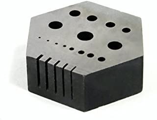 Hexagon Anvil - for Jewelry Making - SFC Tools - 12-308