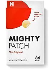 Mighty Patch Origineel - Hydrocolloïde Acne Puistje Patch Spot Behandeling (36ct) voor Gezicht, Veganistisch, Cruelty-Free