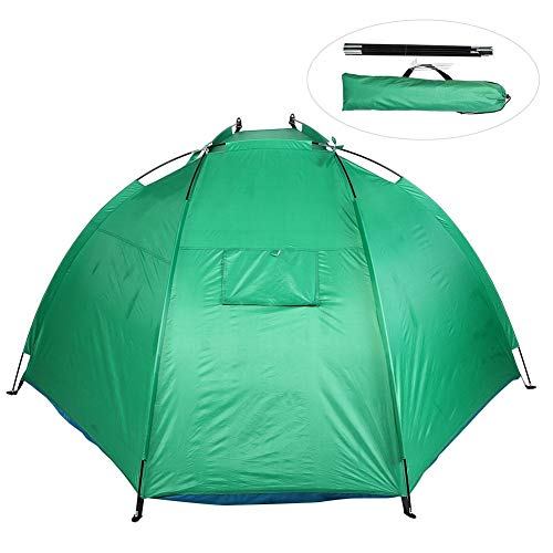Vbest life Outdoor tent, Portable Beach Sunshade, Family Tent, Tent for Fishing, Camping and Emergency Use