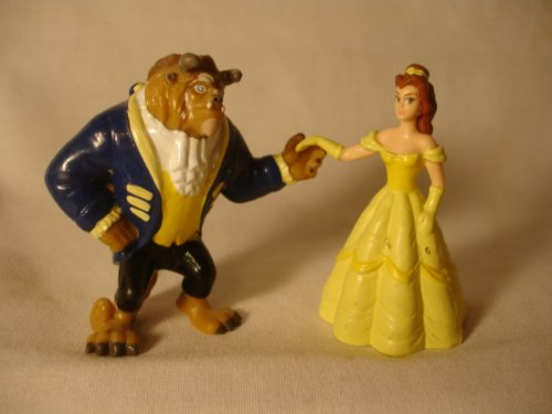 BEAUTY AND THE BEAST PVC FIGURES