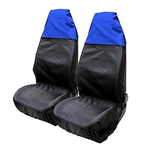 Vordersitzbezüge Schutzbezug Mit Taschen Schonbezug Nylon. Werkstattschoner, Sitzschoner, Schonbezug, Werkstattsitzbezug