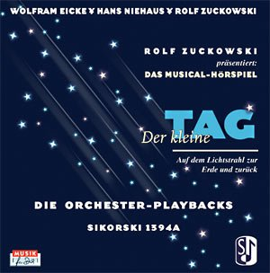 Der kleine Tag - Ensemble - CD