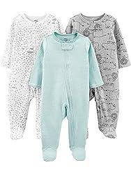 newborn onesies with zipper