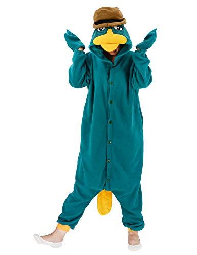 Adult Animal One-piece Pajamas Cosplay Homewear Sleepwear Jumpsuit Costume for Women Men