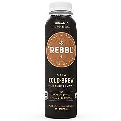 REBBL Maca Cold-Brew, 12 oz