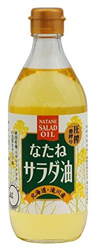 ムソー 国産なたねサラダ油 450g