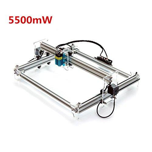 EleksMaker® EleksLaser-A3 Pro 5500mW Lasergraviermaschine CNC Laserdrucker