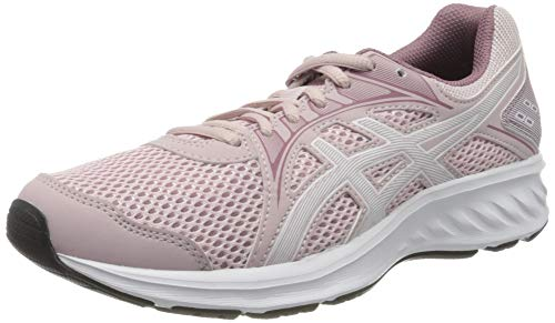 Asics JOLT 2, Running Shoe Womens, Watershed Rose/White, 40.5 EU