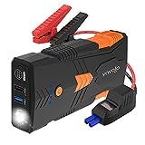 VAVOFO 1500A Portable Jump Starter,12V Battery Booster...