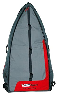 31224 BIC Yakka Deluxe Travel Bag With Wheels by BIC Sport