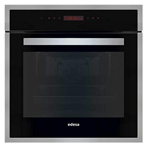 EDESA EOE-7050 BK, 2200 W, 70 litros, Acero - Dimensiones: 59.5 x 59.5 x 54.7 cm; 39.5 kilogramos