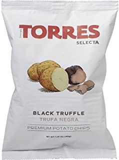 torres truffle potato chips