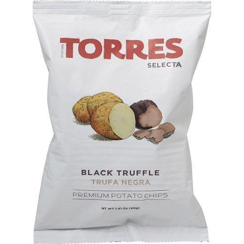 トーレス 黒トリュフポテトチップス 40g ×5セット