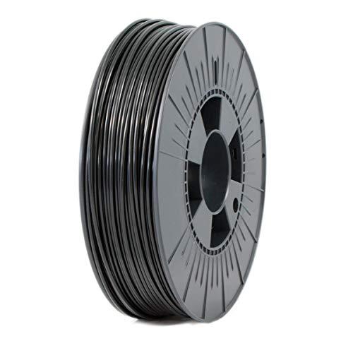 ICE Filaments ICEFIL3PLA004 filamento PLA,2.85mm, 0.75 kg, Brave Black