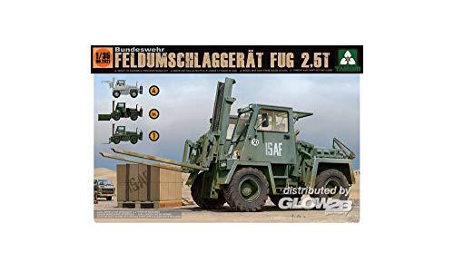 TAKOM TAK-2021 - Modellbausatz Bundeswehr Feldumschlaggerät FUG 2.5T