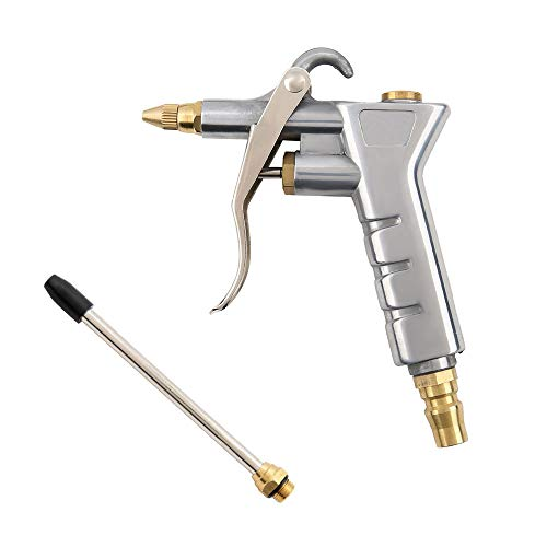 Air Blow Gun Heavy Duty Nozzle Duster Blow Gun met Extension Air Compressor Quick Connects Reinigingsgereedschap voor vrachtwagen vrachtwagen vrachtwagen
