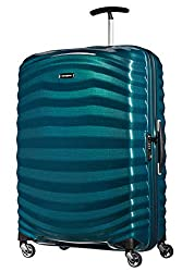 Samsonite Lite-Shock - Spinner L case, 75 cm, 98.5 L, blue (petrol blue)