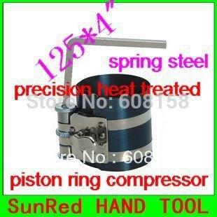 317,5 x 10,2 cm haute résistance en acier à ressorts Segment de piston Outil de déchargement n'. 07504 Freeshipping