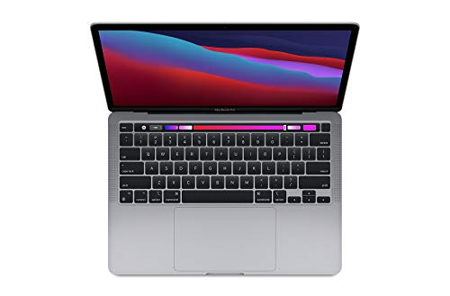13-inch M1 Mac Book Pro Space Grey 8-Core 16GB RAM 512GB SSD Deecies Limited Laptop Pro