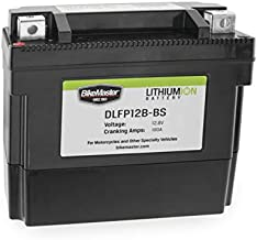 BikeMaster Lithium-Ion Battery DLFP12B-BS for Ducati Hypermotard 821 2010-2013