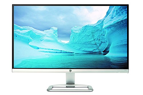 HP 25er 25-inch Full HD (1920 X 1080) IPS LED Backlit Zero Bezel Monitor with HDMI & VGA Port (T3M84AA#ABA, White)