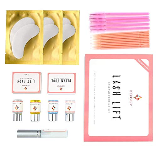 Wimpernlifting Set  Lash Lift Starter Kit