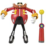 Sonic The Hedgehog Action Figure 4-Inch Dr. Eggman with Checkpoint Accessory