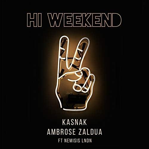 Kasnak & Ambrose Zaldua feat. Nemisis Lndn