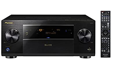 Pioneer SC-81 7.2 Channel Networked Class D3 AV Receiver with HDMI 2.0 (Black)