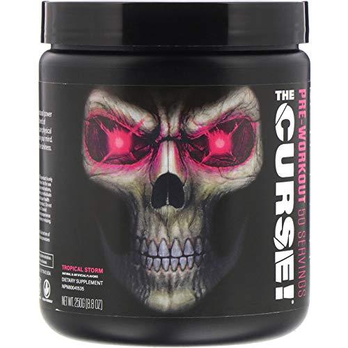 Cobra Labs The Curse Tropical Storm, 50 Serve, 250 g