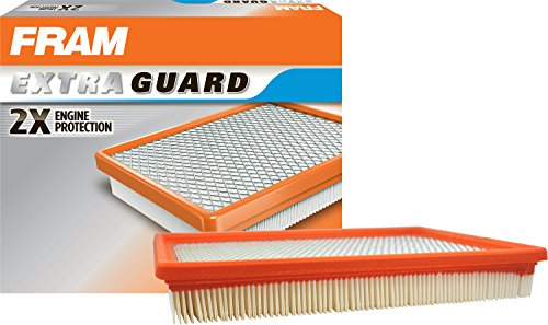 Price comparison product image FRAM Extra Guard Air Filter,  CA8817 for Select Jeep Vehicles