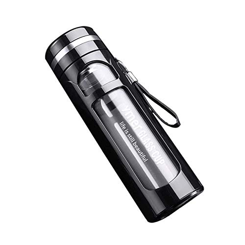 Termo a Prueba de Fugas Taza de Café de Viaje Reutilizables portátiles taza del viaje for todas las ocasiones se puede llenar con agua caliente y fría bebida Copa 450ml560ml termo, botella de té, bote