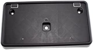 Make Auto Parts Manufacturing - GRAND CHEROKEE 04-10 FRONT LICENSE PLATE BRACKET, Black - CH1068113
