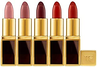 Tom Ford Lip Color Deluxe 5 Piece Miniature Set