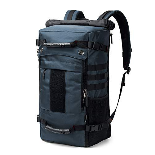 Mountaintop 30L Zaino Trekking /Zaino PC/Zaino casual /Zaino Sacchetto/Zaino escursionismo 54*41*22 cm Nero