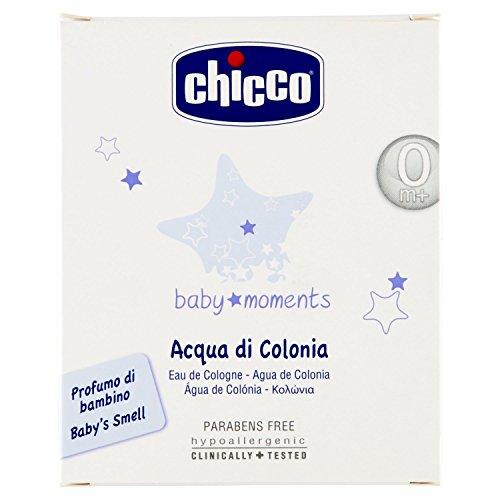 Chicco Kölnisch Wasser Duftende Momente sanft und süß, 100 ml