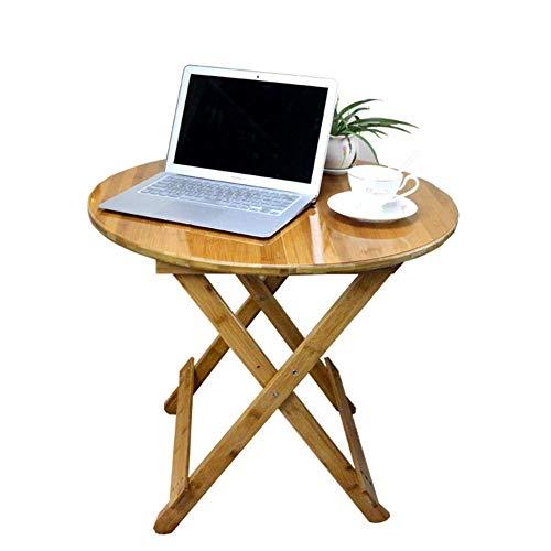 Qchomee Beistelltisch Klapptisch Holz Balkontisch Klappbar Holztisch Gartentisch Esstisch Esszimmertisch Küchentisch Tisch Quadrat Speisentisch Balkon-Möbel Gartenmöbel