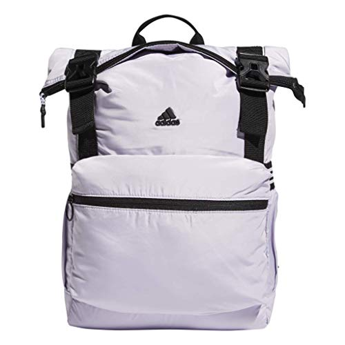 adidas Women's Yola II Backpack, Purple Tint/Black, ONE SIZE