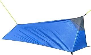 Ultralätt ryggsäckstält utomhus camping sovsäck tält lätt enkelperson tält med myggnät ett format tält