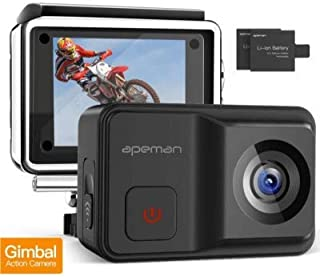 APEMAN A85 4K Built in Gimbal Waterproof Action Camera