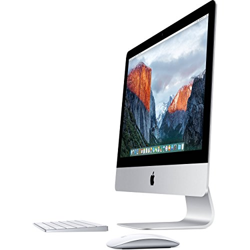 Apple iMac 21.5in 4th Gen Quad Core i5-4570R 2.7GHz 8GB 1TB WiFi Bluetooth Camera macOS High Sierra (Renewed)