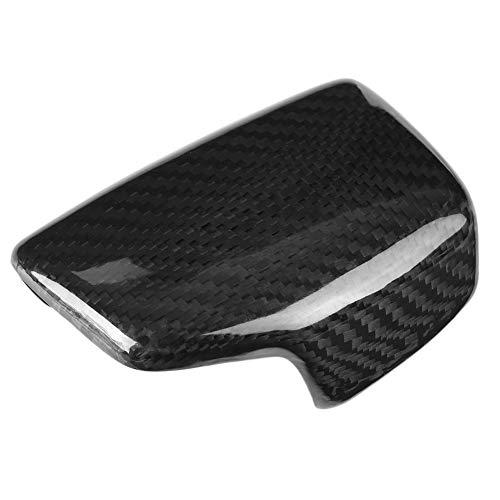 KSTE Carbon-Faser-Auto Schaltknauf Kopfdeckel Trim for Audi A4 S4 RS4 B9 A5 S5 RS5 Q5 Q7